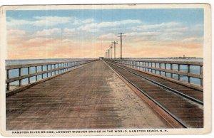 Hampton Beach, N.H., Hampton Riiver Bridge