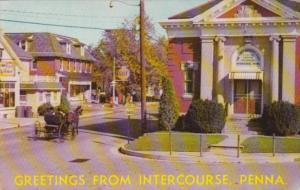 Greetings From Intercourse Pennsylvania The Heart Of Amishland