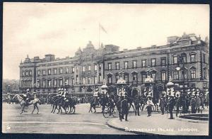 Horse Guard Buckingham Palace London unused c1910's