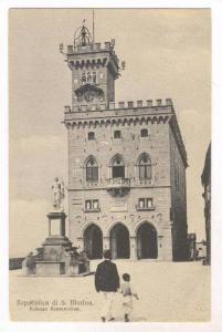 Repubblica di S. Marino, Palazzo Governativo, 00-10s