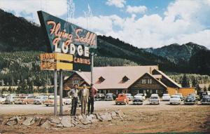 The Flying Saddle , ALPINE , Wyoming , 50-60s