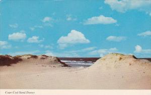 Cape Cod Sand Dunes Cape Cod Massachusetts 1971