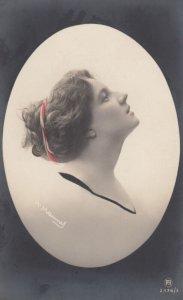RP: Female Portrait , 1900-10s : #1