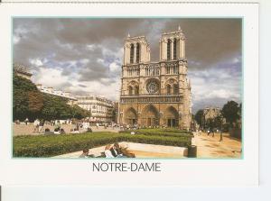 Postal 034100 : Paris. Notre-Dame