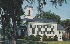 Exterior,Church of Christ First Baptist, Branford, Connecticut,40-60s