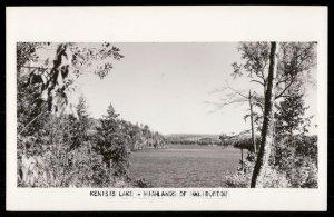 Kensis Lake - Highlands of Haliburton