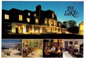 Large 5 X 7 inch, Inn on the Lake, Lake Thomas, Halifax, Nova Scotia, Interiors