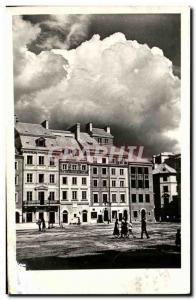 Postcard Modern Poland Warsaw
