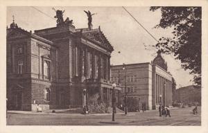 Deutsches Theater, PRAG, Czech Republic, 1900-1910s