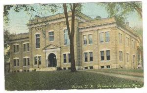 Merrimach County Court House, Concord, New Hampshire, PU-1911