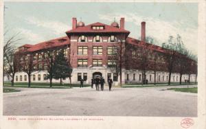 MICHIGAN, 1900-1910's; New Engineering Building, University Of Michigan
