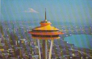 Washington Seattle Space Needle