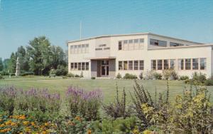 LACOMBE, Alberta, 1940-1960's; The Lacombe Memorial Centre