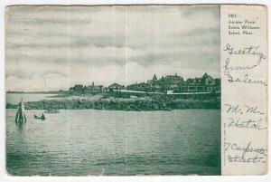 Salem, Mass, Juniper Point, Salem Willows
