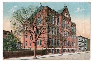 East Boston, Mass, Fitton School