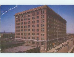 Pre-1980 BUILDING Kansas City Missouri MO ho1068