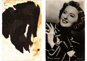 CPA AK Barbara Stanwyck FILM STAR (594197)