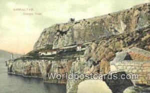 Gibraltar Germany, Deutschland Postcard Europa Point  Europa Point