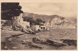 Un coin pittoresque, Beaulieu, Alpes Maritimes, Cote D'Azur, France, 10-20s