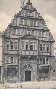 PANDERBORN , Germany , 1907 ; Heisings Haus am Marienplatz