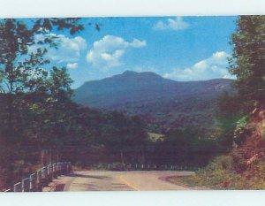 Pre-1980 NATURE SCENE Between Montpelier & Burlington Vermont VT AD2885