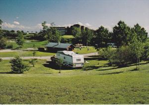 Rotary Trailer Park, Grande Prairie, Alberta, Canada, 1950-1970s