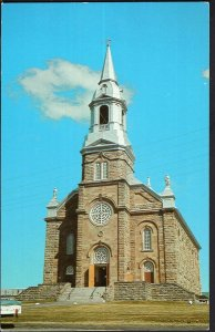 NS L'Eglise St. Pierre (St. Peter's Church) CHETICAMP Cape Breton 1950s-1970s
