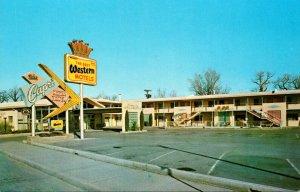 New Mexico Albuquerque Capri City Center Motor Hotel