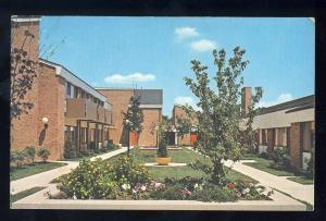 Ann Arbor, Michigan/MI Postcard, Hillside Terrace Retirement Center, Exterior