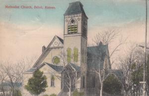 BELOIT, Kansas, PU-1909; Methodist Church