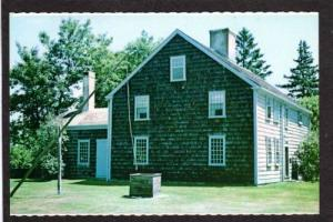RI Wilbor House LITTLE COMPTON RHODE ISLAND PC Postcard