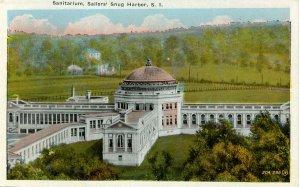 NY - Staten Island. Sanitarium at Sailors' Snug Harbor
