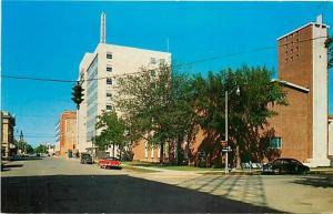 MT, Billings, Montana, Third Avenue, J. Boyd No. 31469