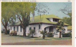 Florida Starke Woman's Club