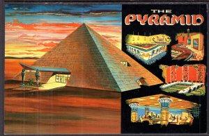 The Pyramid Restaurant,Beaver Dam,WI