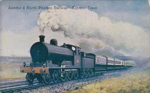 London & North-Western Railway Express Train