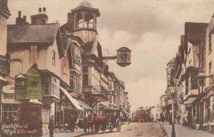 GUILDFORD , UK , 00-10s ; High Street