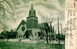 NJ - Elizabeth. Greystone Church