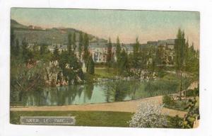 Le Parc, Namur (Namur), Belgium, PU-1911