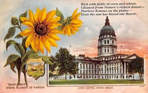 Kansas Topeka, Kansas, USA State Capitol Unused