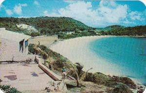 Antigua Mill Reef Club Beach Scene