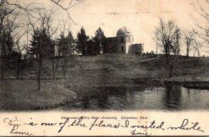 Ohio Columbus Observatory Ohio State University 1906