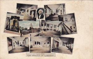 The Cradle Of Liberty Philadelphia Pennsylvania 1918
