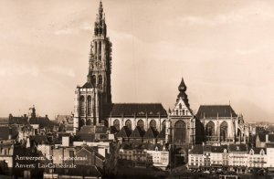 La Cathedral,Antwerp,Belgium BIN