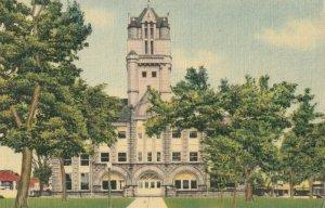 CLINTON , Missouri, 1949 ; Court House