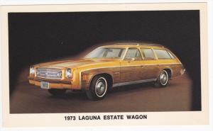 1973 Laguna Estate Wagon, Chevrolet, 40-60s
