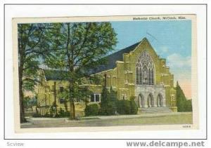 Methodist Church, McComb, Mississippi, 1943
