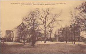 Pennsylvania Philadelphia Academy of The Assumpton Ravenhill West Schoolhouse...