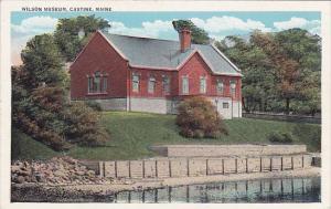 Wilson Museum Castine Maine