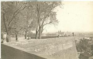 Poland, Wawel, Wawfel, Waly nad Smocza Jama, early 1900s